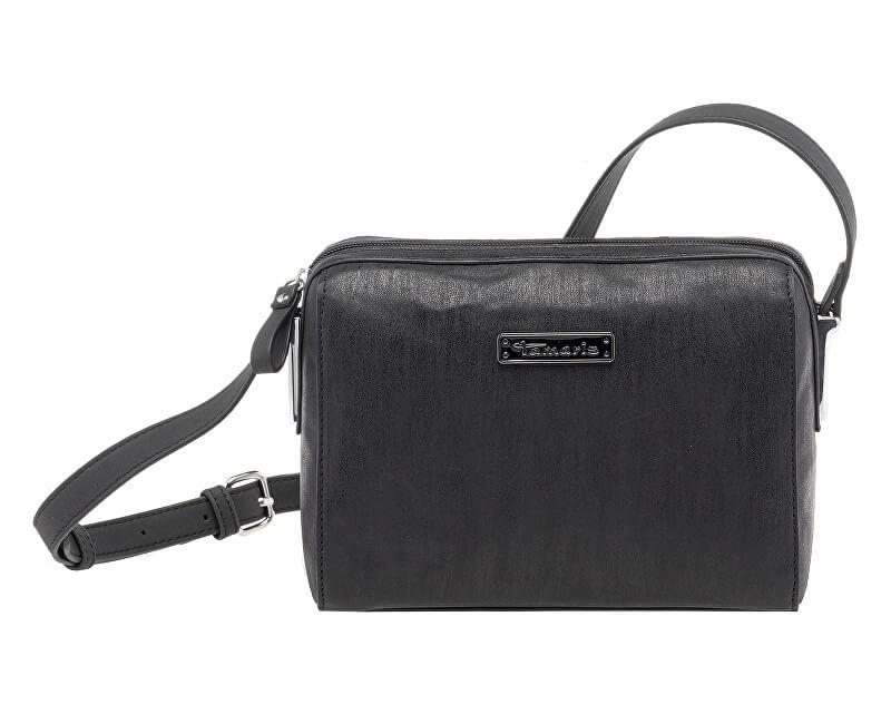 8333dccc80 Tamaris Elegantná crossbody kabelka Nadine Crossbody Bag 2594181-098 Black  Comb.