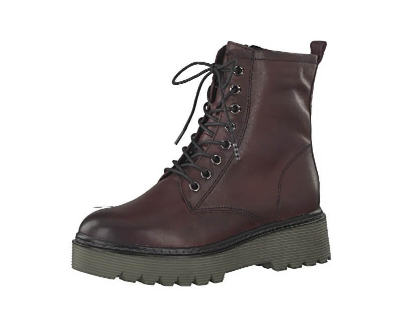 df48b31e55 Tamaris Elegáns női cipő 1-1-25709-39-549 Bordeaux Ingyenes ...