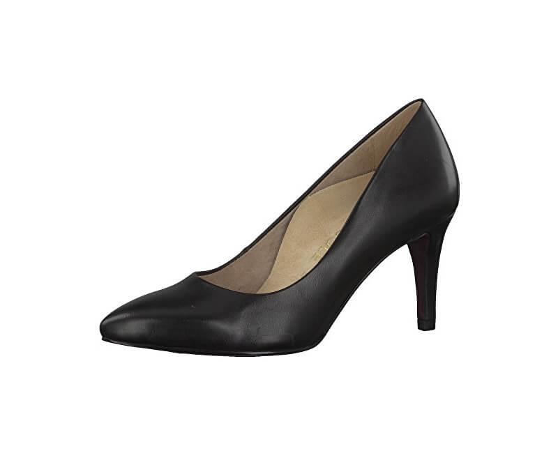 f1476e55dc Tamaris Elegantné dámske lodičky 1-1-22411-29-001 Black