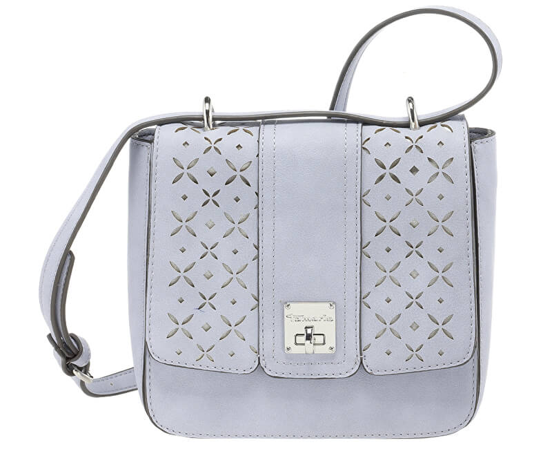 Tamaris Elegantní kabelka Beate Saddle Bag 2584181-810 Light Blue