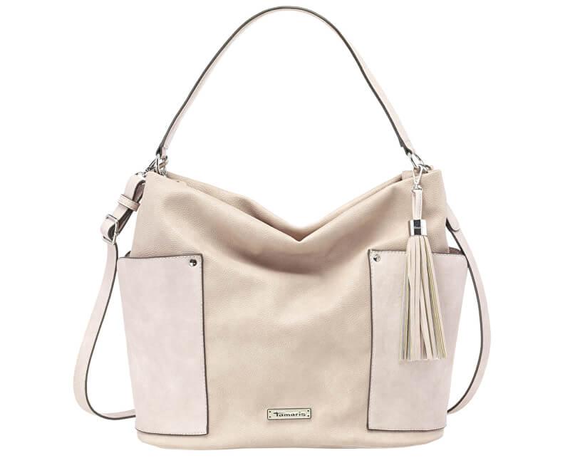 5887d2b3a2 Tamaris Elegantní kabelka Edna Hobo Bag 2577181-590 Rose Comb ...