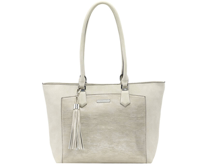 Tamaris Elegantní kabelka Elsa Shopping Bag 2645181-326 Pepper Comb.