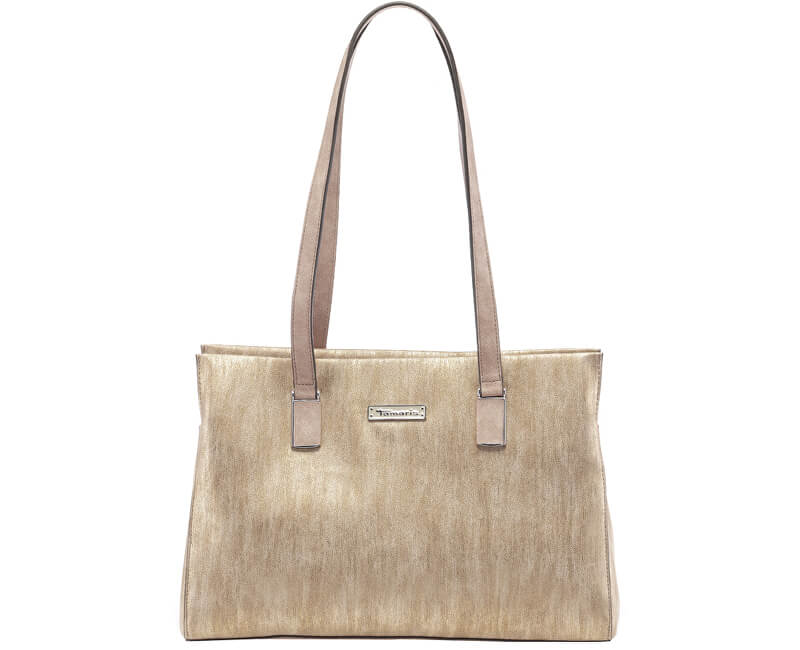 Tamaris Elegantní kabelka Nadine Shoulderbag 2593181-918 Copper Comb.