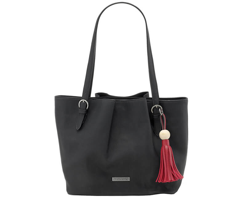 Tamaris Elegantní kabelka Natalie Shopping Bag 2499181-001 Black