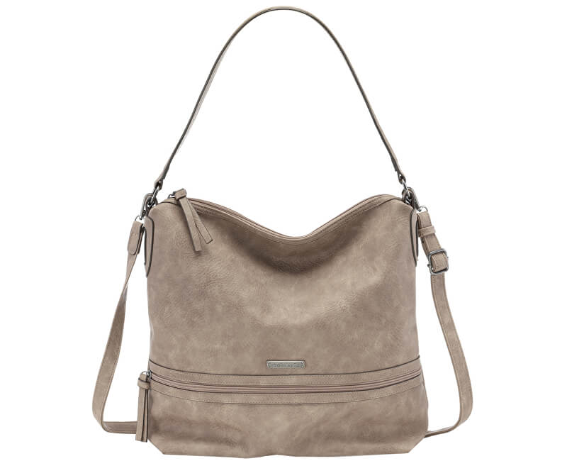 Tamaris Elegantní kabelka Patty Hobo Bag L 2541181-517 Mauve