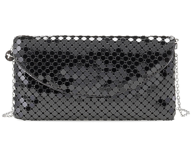 Tamaris Geantă elegantă Violetta Clutch Bag 2079171-001 Black