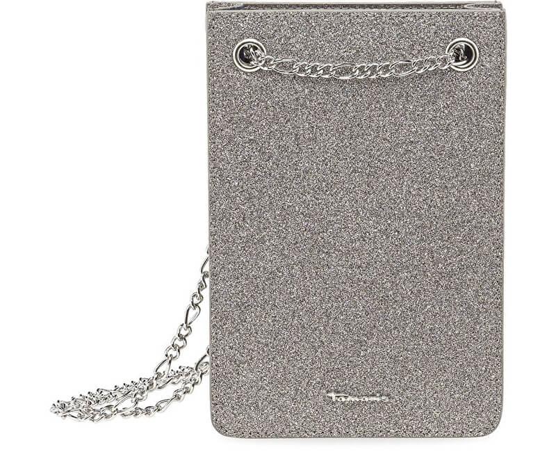 Tamaris Elegantní pouzdro Carola Phone Bag 7804172-941 Silver