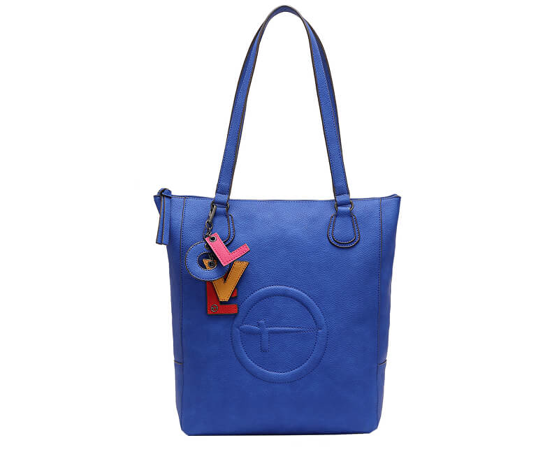 2ab414dfa0 Tamaris Kabelka Fee Shopping Bag 3041191-800 Blue