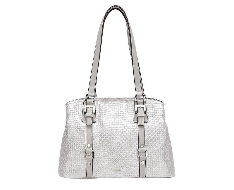 80a490252e Tamaris Kabelka Malou Shoulder Bag 3109191-919 Silver Comb ...