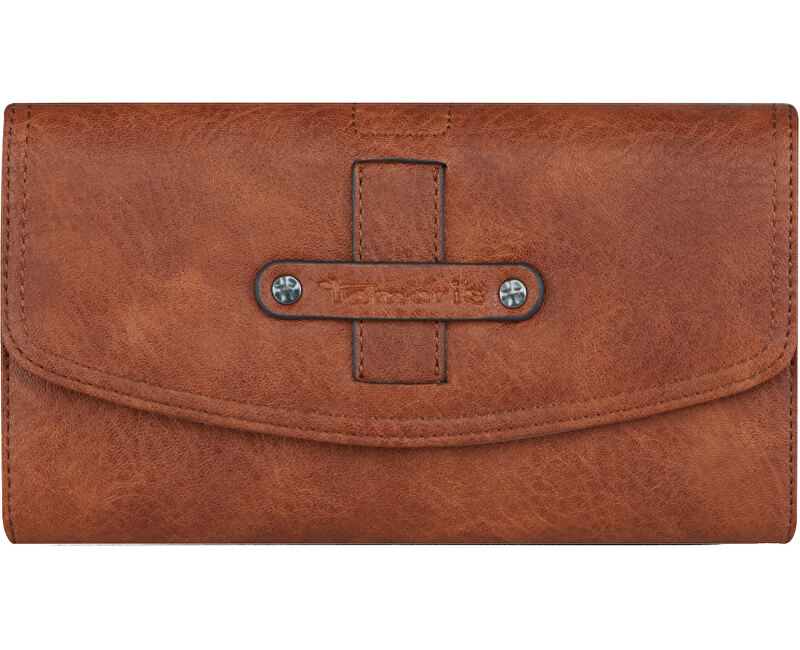 d09739b24c83 Tamaris Peňaženka Bernadette Big Wallet With Flap 7122191-305 Cognac ...