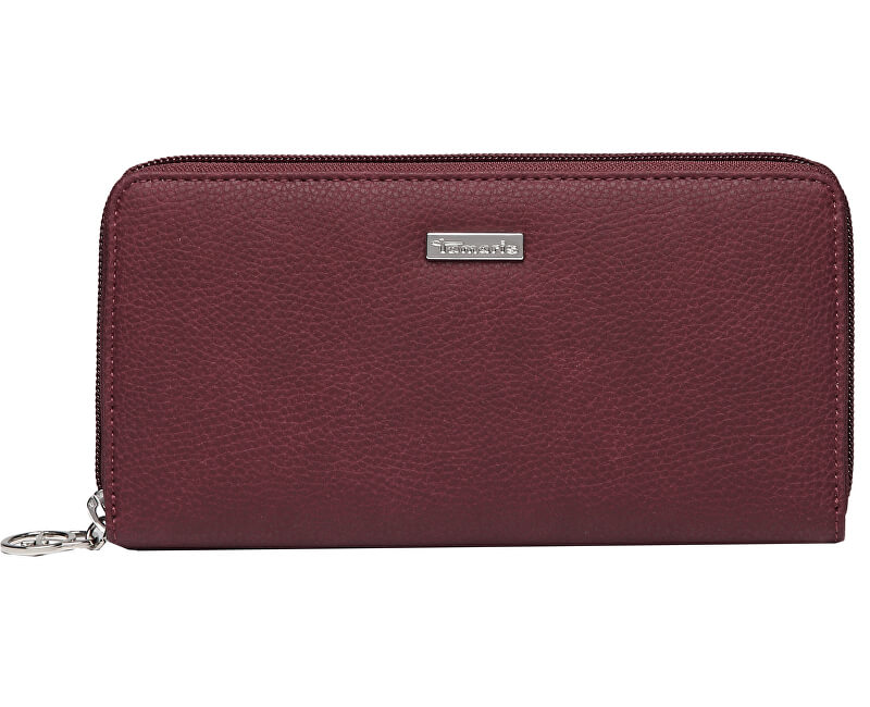 Tamaris Peňaženka Debra Big Zip Around Wallet 7187192-549 Bordeaux