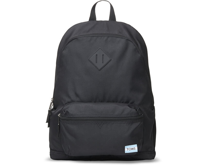 TOMS Batoh Local Backpack Black