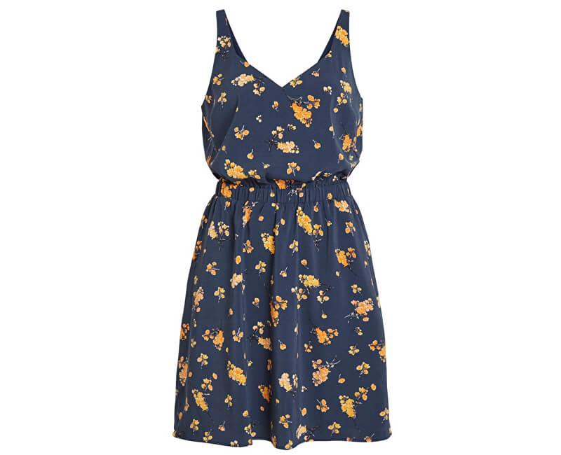 507cd8037694 Vila Dámske šaty Laia S L V-neck Dress-Fav Lux Navy Blazer Novinka