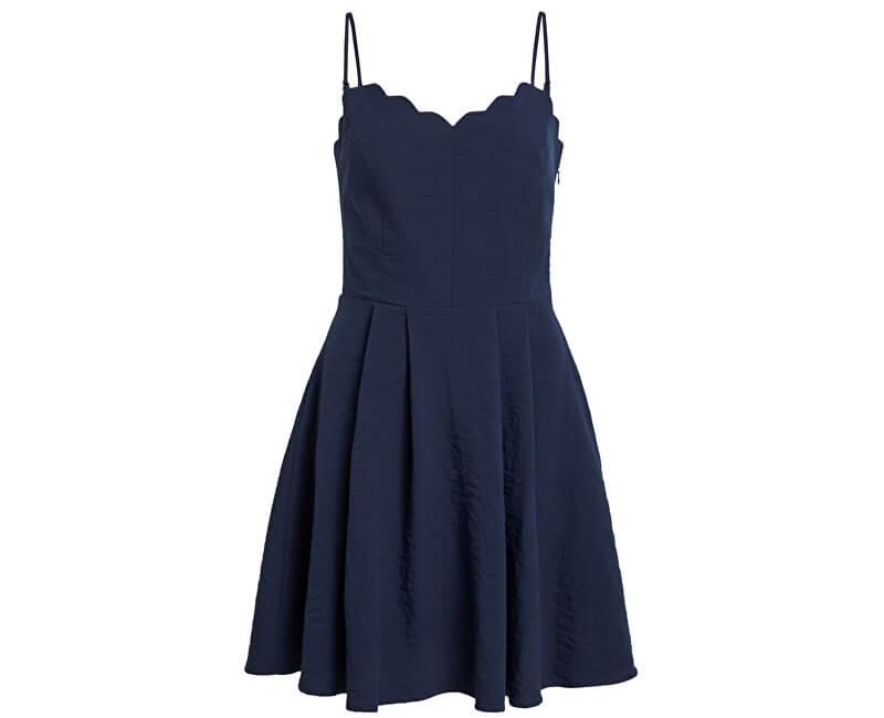 Vila Dámske šaty Vilinea Strap Dress/Stu Navy Blazer