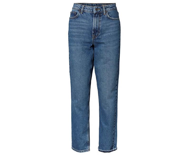 Vero Moda Jeans VMSARA MR RELAXED STR J BA385 NOOS GA CI Medium Blue Denim