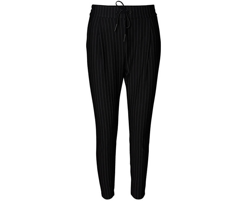 576c5826c17 Vero Moda Dámské kalhoty Eva Mr Loose Pinstripe Pants Noos