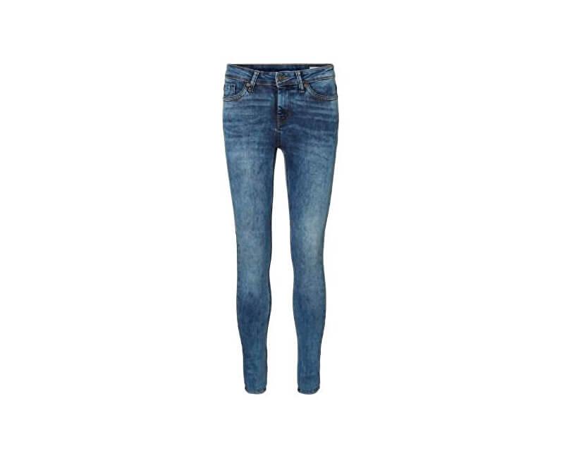 Vero Moda Dámské kalhoty Seven Nw Ss Piping Jeans