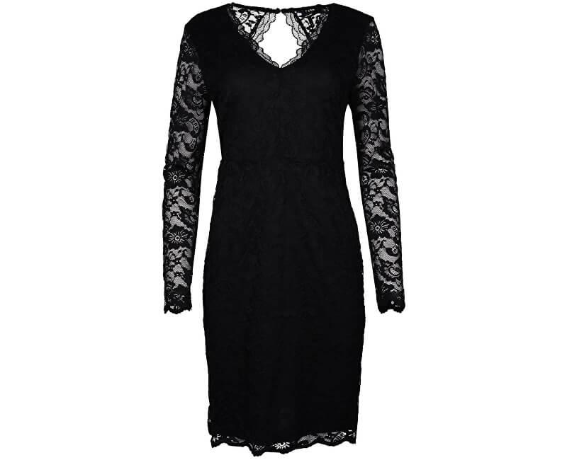 d7f09897244c Vero Moda Dámské šaty Lucia Ls Short Dress Boo Ki Black | Vivantis ...
