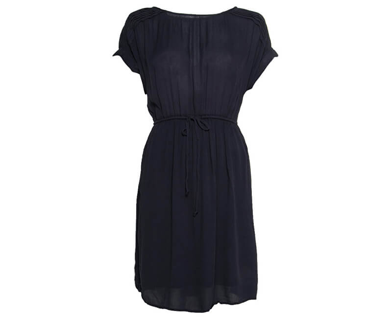Vero Moda Dámske šaty Monica S / S Short Dress Night Sky