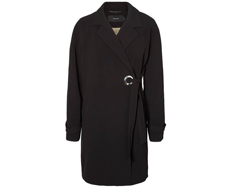 Vero Moda Dámsky kabát Bette Sea 3 4 Jacket Black ... eb5180e8558