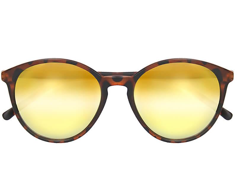VANS Dámské sluneční brýle Early Riser Sunglasses Matte Tortoise VN0A3Z98RHN1