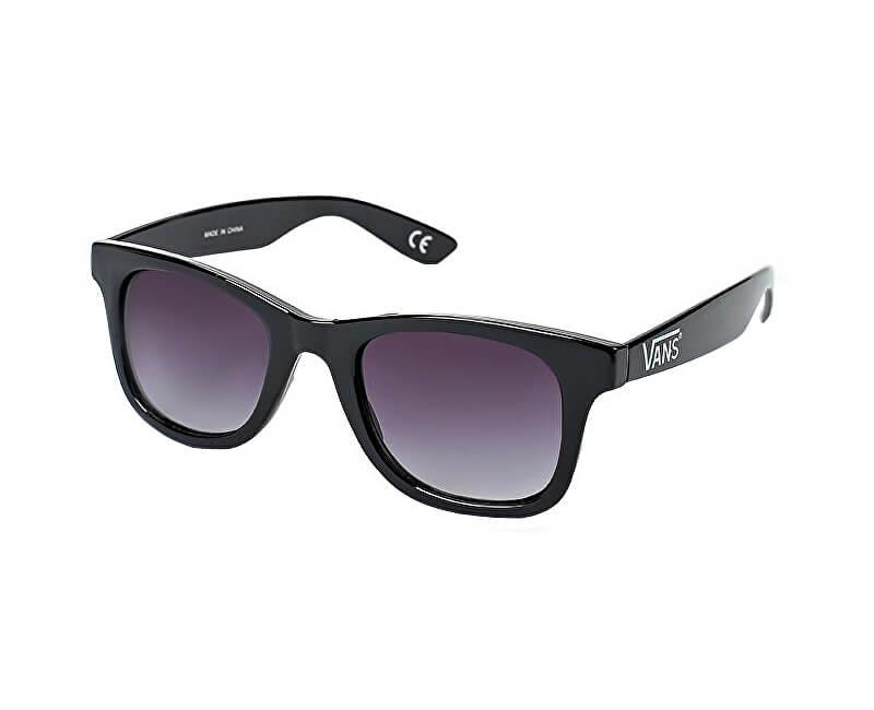 VANS Dámske slnečné okuliare Janelle Hipster Sunglasses Black Smoke  VN000VXLY451 Novinka e08afed128f