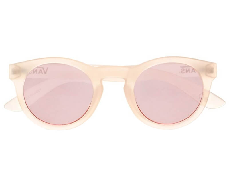 VANS Dámské sluneční brýle Lolligagger Sunglasses Frosted Translucent VN0A31TARSI1