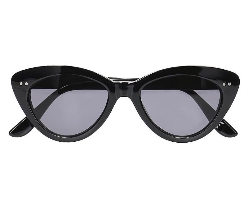 VANS Dámské sluneční brýle Wild Cat Sunglasses Black VN0A3UQIBLK1