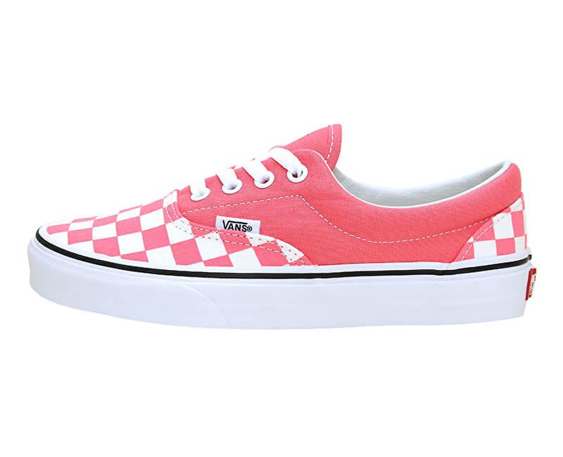 VANS Dámské tenisky Era (Checkerboard) Strawberry VN0A38FRVOX1