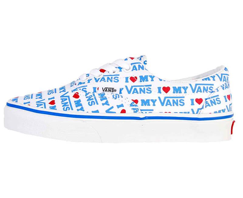 VANS Dámské tenisky Era (I Heart Vans) True White VN0A38FRVP51 Novinka 8e3dc0cc4