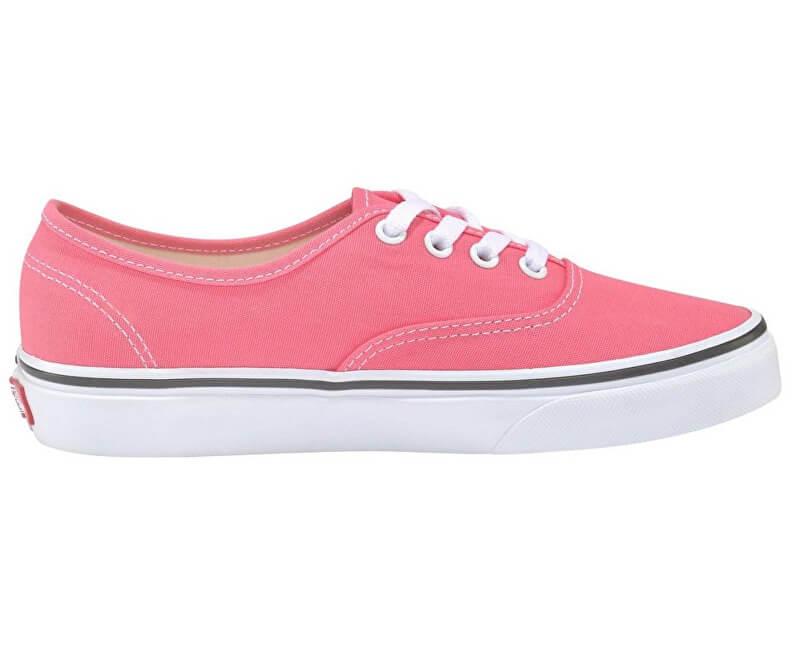 d4ce49af1dd2c VANS Dámské tenisky UA Authentic Strawberry Pink/Truewhite VN0A38EMGY71 ...