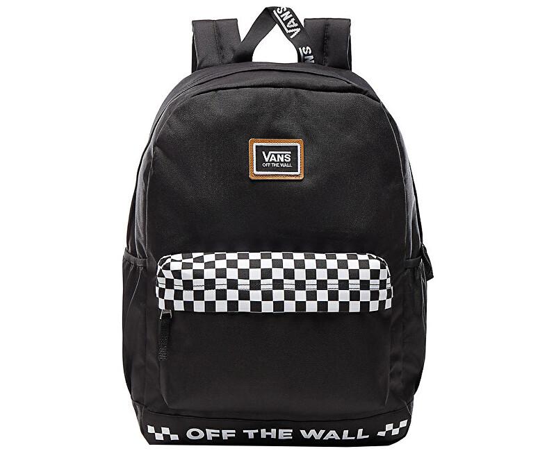 VANS Női hátizsák Sport y Realm Plus Backpack Black VA3PBIBLK ... 864cc3e771