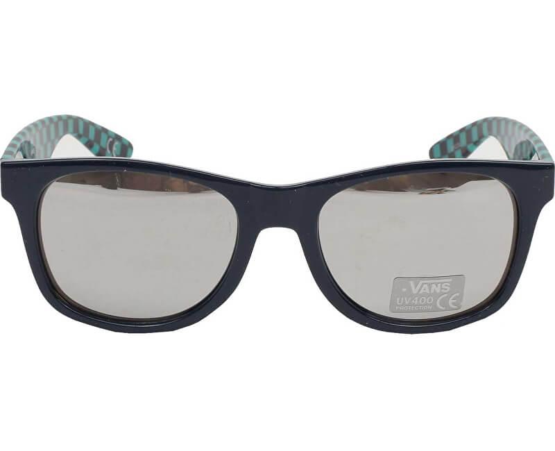 VANS Pánské sluneční brýle Spicoli 4 Shades Dress Blues/Quetzal VN000LC0TDK1