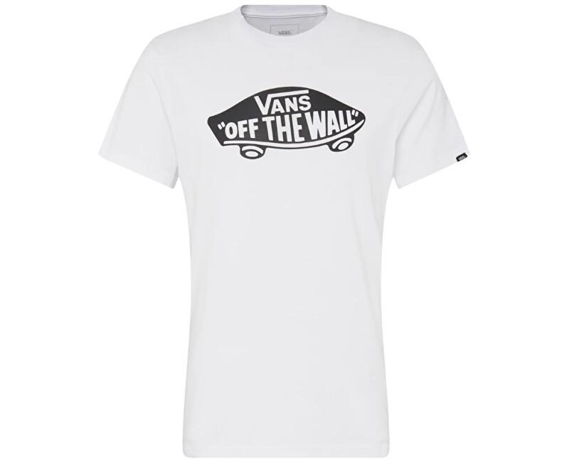 47c0b1295b VANS Férfi póló Vans Otw White/Black VN000JAYYB21   Vivantis.hu - A ...