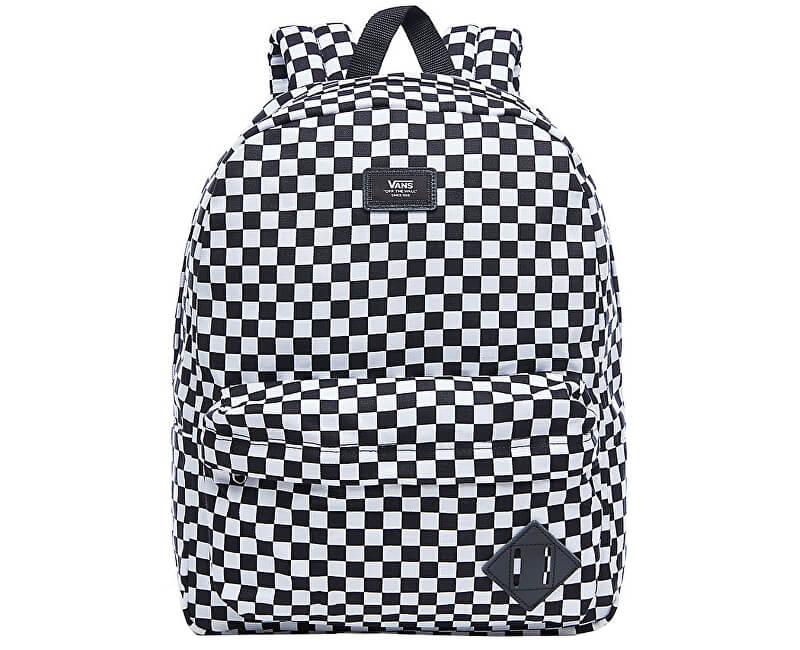 c5abcaa8ac VANS Pánsky batoh Old Skool II Backpack Black White Check VN000ONIHU01