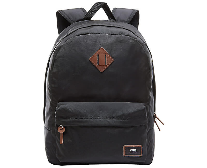 b6596d0fd8d VANS Pánský batoh Old Skool Plus Backpack Tru Black V002TM9RJ ...