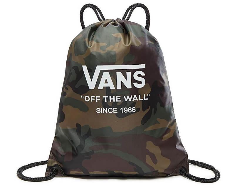 VANS Pánský vak League Bench Bag Camo/White VN0002W6C9H1
