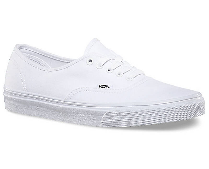 VANS Tenisky UA Authentic True White VEE3W00EE3W001