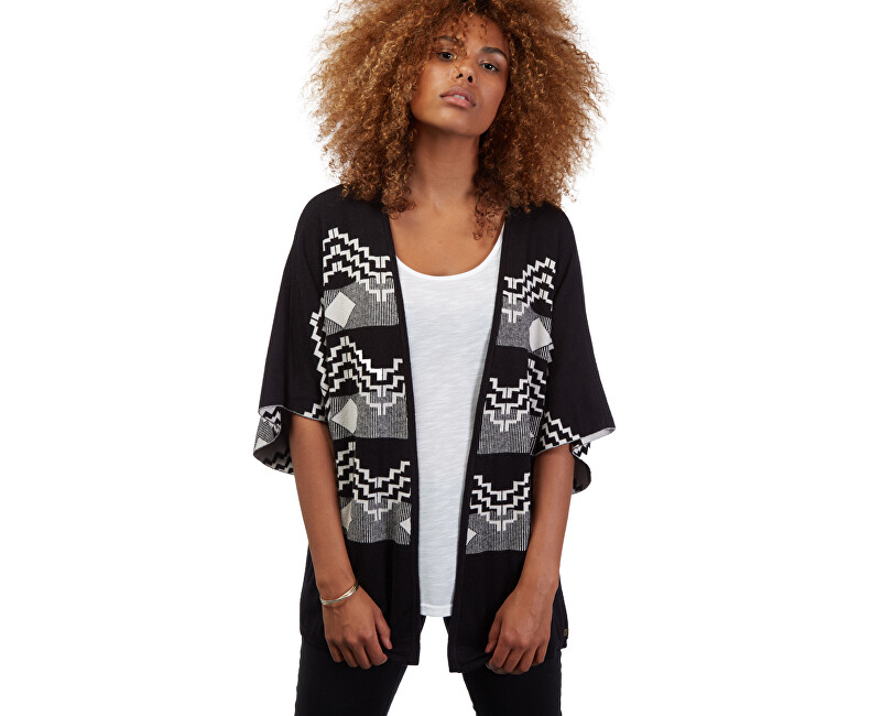 Volcom Doamnelor pulover Get În Line B0711750-BLK
