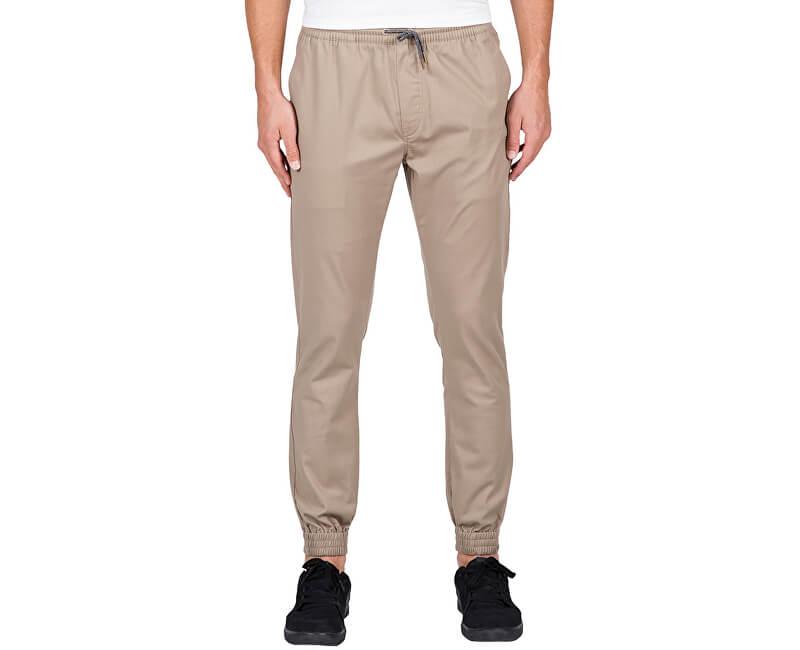 Volcom Pánské kalhoty Frickin Slim Jogger Pants A1231600-KHA ... cb5b3f5981