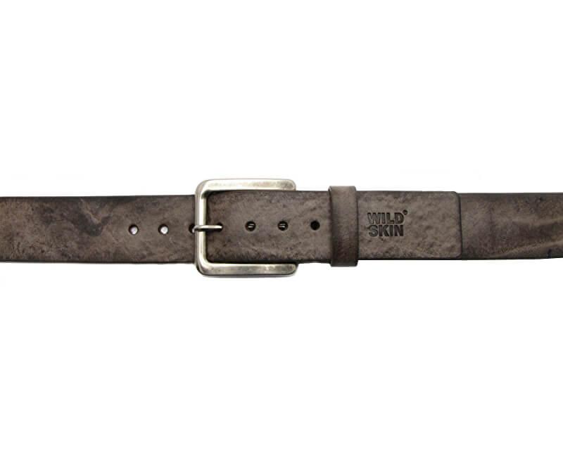 Wildskin Pánsky hnedý kožený opasok 9066 - ZĽAVA až 0 b6489a4a257