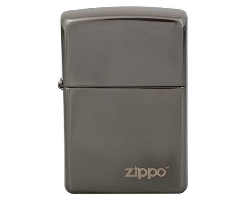 Zippo Benzínový zapalovač Black Ice® ZL 25080