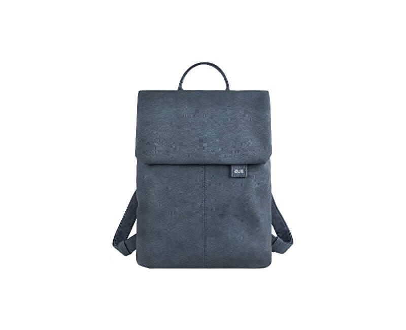 Zwei Dámský batoh na notebook MR14-nubuk-blue