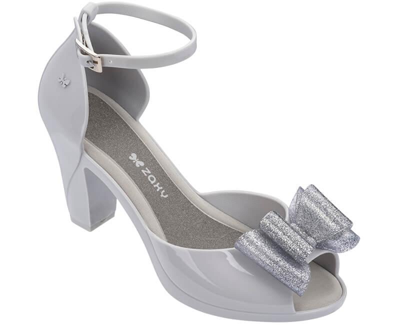 65e061e5a704 Zaxy Dámské sandály Diva Top Sandal Fem 82442-50802 Grey Silver ...
