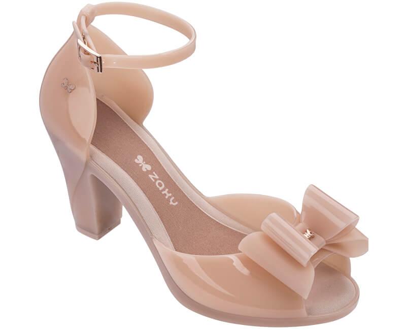 Zaxy Dámské sandály Diva Top Sandal Fem 82442-52898 Light Pink