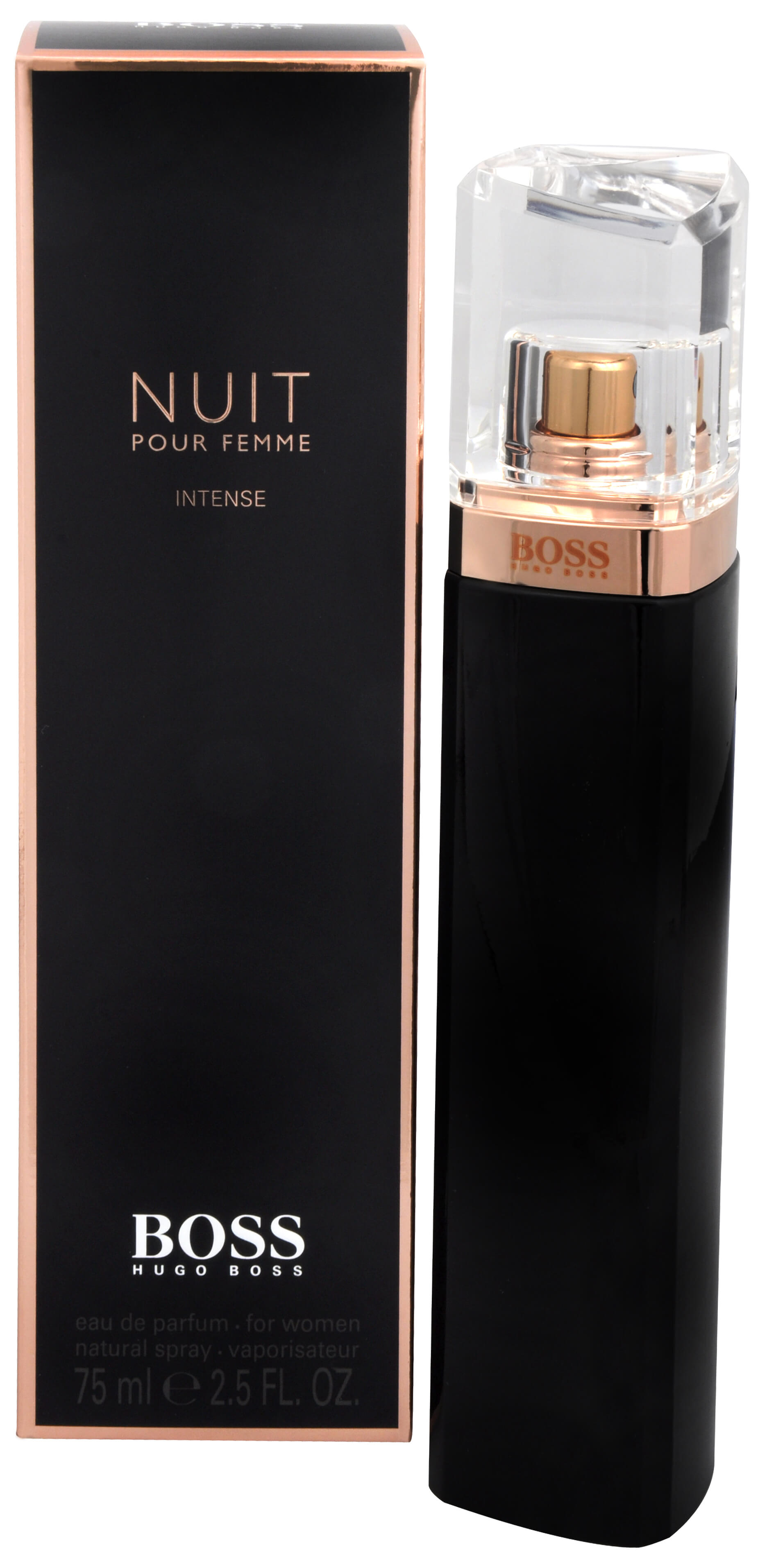 124908e66e Hugo Boss Boss Nuit Pour Femme Intense - EDP | Parfum.cz