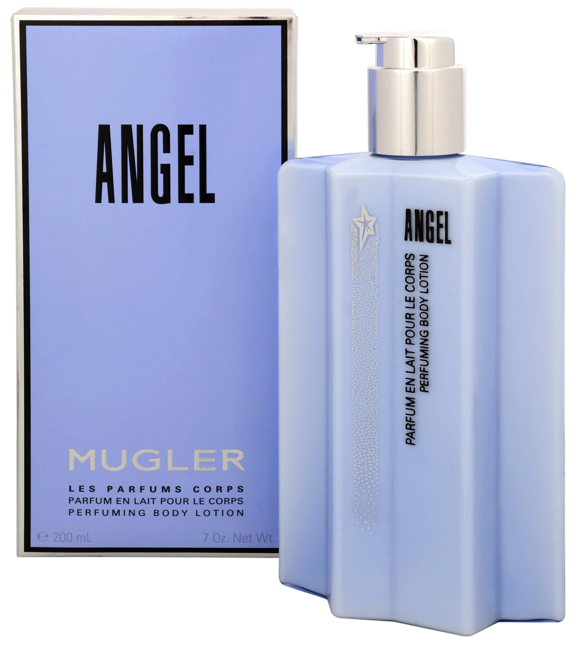 lait parfume pour le corps angel