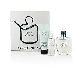 Acqua Di Gioia - EDP 50 ml + EDP 15 ml + tělové mléko 75 ml