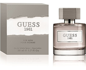 Guess 1981 For Men - EDT