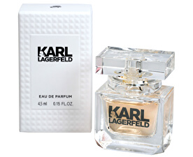 Karl Lagerfeld For Her - miniatúra EDP 4,5 ml